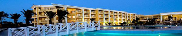 Thalassa hôtel monastir vue de mer meilleur hôtel 5 étoiles de luxe en Tunisie