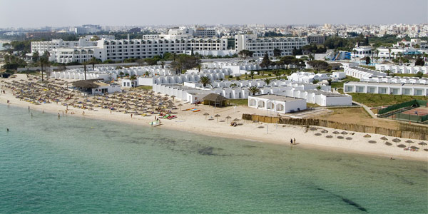 _Thalassa Sousse - Sports & animations Beach
