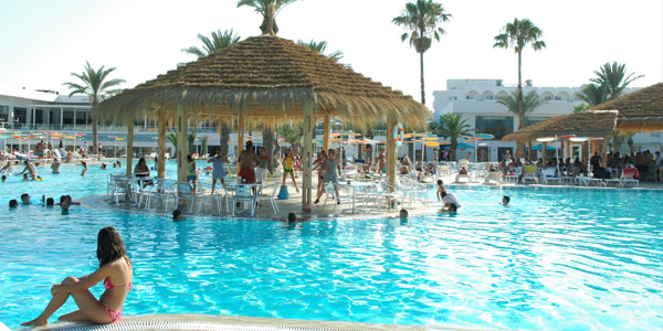 _Thalassa Sousse - Sports & animations piscines