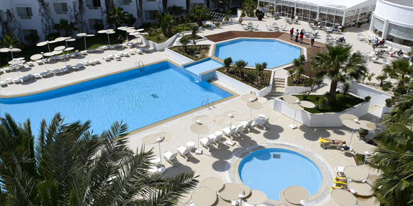 _Thalassa Mahdia - Sports&animations Pools
